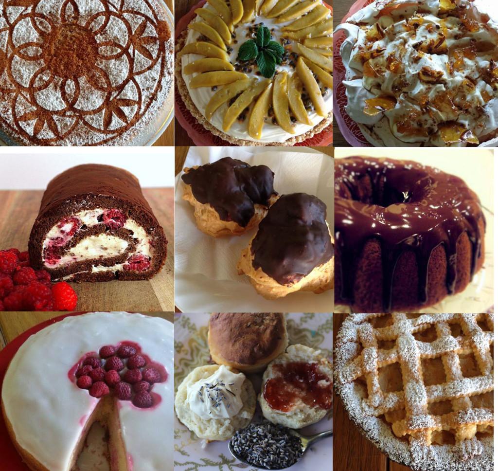 Locale cakes